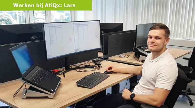 Werken bij AtiQx Lars3